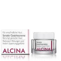 Alcina für empfindliche Haut Sensitiv Gesichtscreme 50ml
