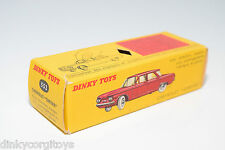 DINKY TOYS 552 CHEVROLET CORVAIR ORIGINAL EMPTY BOX EXCELLENT