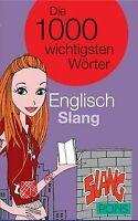 PONS Die 1000 wichtigsten Wörter Englisch. Slang von - | Buch | Zustand sehr gut