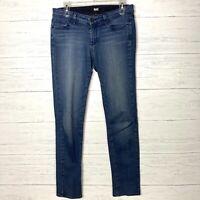 Paige Skyline Skinny Jeans Size 29 Stretch Denim
