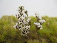 Reality In Scale 1:16 1:35 1:48 Small White Red Natural Flower 250ml Box #FLOW06