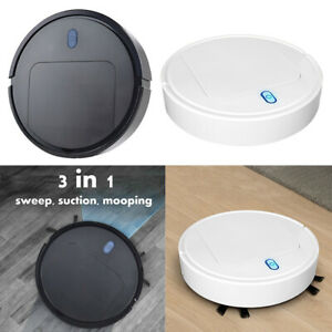 Smart Robot Vacuum Cleaner Automatic USB Charging 120Min. Kitchen Cleaning