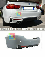BMW SERIE 4 F32 COUPE 2013- PARAURTI POSTERIORE COMPLETO LOO