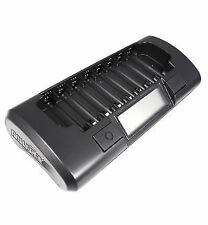 MAHA MH-C800S (PRECISION 1-8 Cell AA/AAA BATTERY CHARGER)