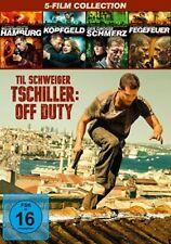 Tatort Box-Set: Tatort mit Til Schweiger (1-4) + Tschiller: Off Duty *NEU 6 DVDs