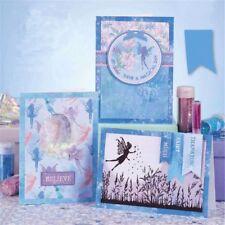 Printed Art Scrapbooking Pad Photo Album Paper Card Fairy Background Paper
