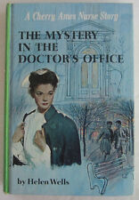 Cherry Ames #26 Mystery in the Doctor's Office Helen Wells Green PC 1st Edition