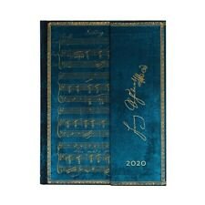 Paperblanks 2020 Diary Schubert, Erlkönig Ultra Week-to-View with Notes 12 Month