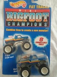 Vintage Hot Wheels Bigfoot ( Hard to find )