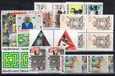 NL1884.Nederland.Diversen.Alles postfris.Zegelcombinaties uit blokken en vellen