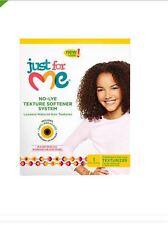Soft & Beautiful sólo para mí Textura Suavizante Kit Para kids/afro Cuidado Del Cabello