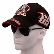 Hot Nicky Hayden Baseball Cap 69 Kentucky KID Race Snapback Hats #Black