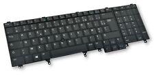 Dell Precision M6800 French AZERTY Backlit  Keyboard FCHXM