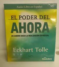 El Poder del Ahora : Un Camino Hacia la Realizacion Espiritual by Eckhart Tolle…