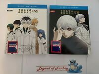 Tokyo Ghoul re Part 1 + Part 2 - Blu-Ray + DVD + Digital * New Sealed Anime lot