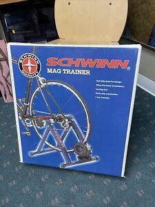 Schwinn Indoor Cycling Trainer Mag Bicycle Resistance
