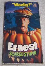 Ernest Scared Stupid VHS Video
