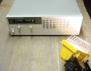 HP Agilent 6812A AC Power Source Analyzer Tested