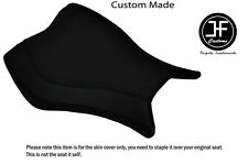Vinilo Negro Personalizado Para Honda CBR 1000 RR ra 13-15 Fireblade Cubierta de asiento delantero
