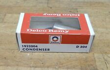 D-204 ACDelco NOS Condenser new in original box 1932004