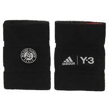 Adidas Y3 Roland Garros Originals Large Oversize Tennis Wristbands Sweatbands