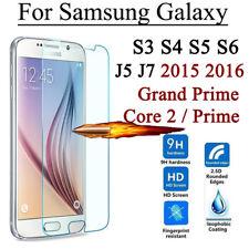 Tempered Glass Screen Protector For Samsung S3 mini S4 J1 2016 J2 J3 J7 On7 2016