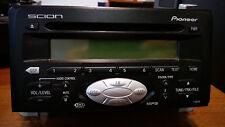 OEM SCION 04-07 CD/AM/FM/MP3 RADIO  PN86120-0W100   DEH-M8047ZT USED-TESTED