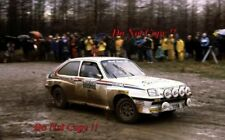 Tony Pond Vauxhall Chevette 2300 HSR RAC Rally 1981 Photograph 2