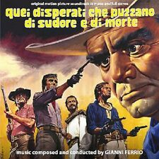 Gianni Ferrio-Quei disperati che puzzano di sudore e di morte-NEW CD