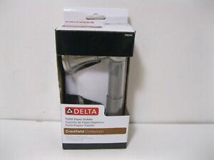 Delta Crestfield TP Holder in Brushed Nickel 138035 *BRAND NEW*