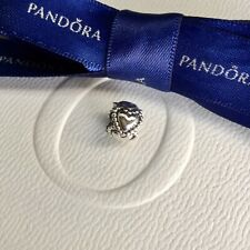 Authentic Genuine Pandora Silver Row Chain Of Hearts Charm #790448