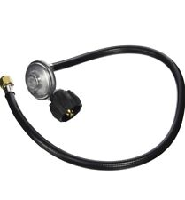 Weber 7627 QCC1 Hose and Regulator Kit for Genesis Gas Grill, 30-Inch