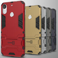 For HTC Desire 10 Pro Case Hard Kickstand Protective Cover