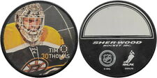 TIM THOMAS BOSTON BRUINS OFFICIAL SOUVENIR SHER-WOOD HOCKEY PUCK