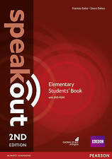 BBC Speakout Elementary: Students' Book with ActiveBook | A1-A2 level |