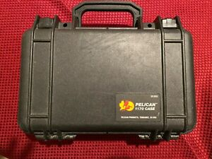 Pelican 1170 Hard Case - Black