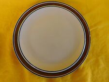 Salem Georgetown CEREAL BOWL Brown & Blue Band *have more items* DISCOUNTED