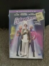 Galaxy Quest Dvd 2000 Widescreen Tim Allen Sigourney Weaver Brand New-Sealed