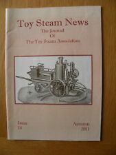 TOY STEAM NEWS MAGAZINE