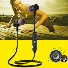 AWEI Wireless Bluetooth SPORT Headphone Stereo Headset Earbud For iPhone Samsung