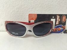 Disney Spiderman UV Protection Boy Silver Red Sunglasses Authentic Brand New
