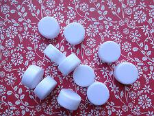 Rasselscheiben 10 Stück 22 mm Durchmesser zum Einnähen