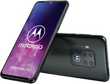 Motorola One Zoom - 128GB - Electric Grey (Unlocked) (Dual SIM)