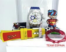 TECHNOMARINE BRITTO AUTHENTIC WORLD CUP SOCCER 2014 BOX SET SPAIN 114023D