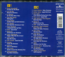 BEST OF CHRISTMAS POP 2CD mit David Hasselhof, Boney M, Frank Sinatra, Neu!