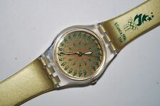 Vintage Swatch Watch LZ-104 CHRYSOPHOROS Lady 1995 Swiss Quartz Atlanta Olympics