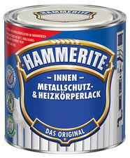 Hammerite Heizkörperlack Matt schwarz 0,5 Liter Heizkörper innen Lack NEU