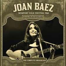 Joan Baez - Newport 1968 NUEVO CD