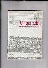 Burghausen - Heimatbuch und Führer durch Stadt und Burg  - Hacker, Friedrich