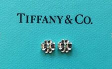 558c5c86d Tiffany & Co. Sterling Pair of Butterfly Earring Backs Hallmarked AG 925 ...